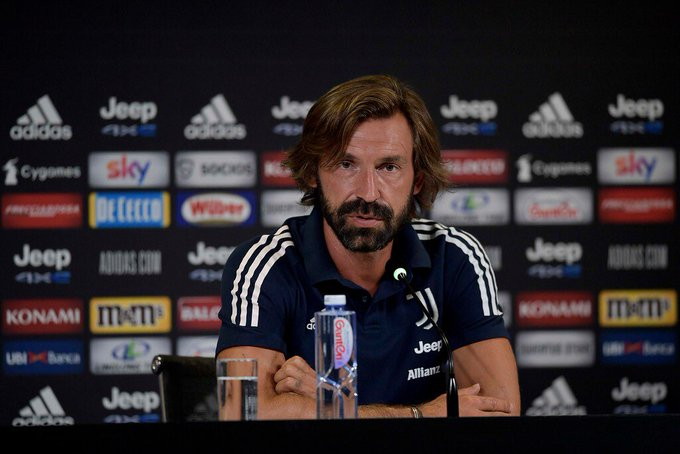 """Andrea Pirlo: """"I am here to win"""""""
