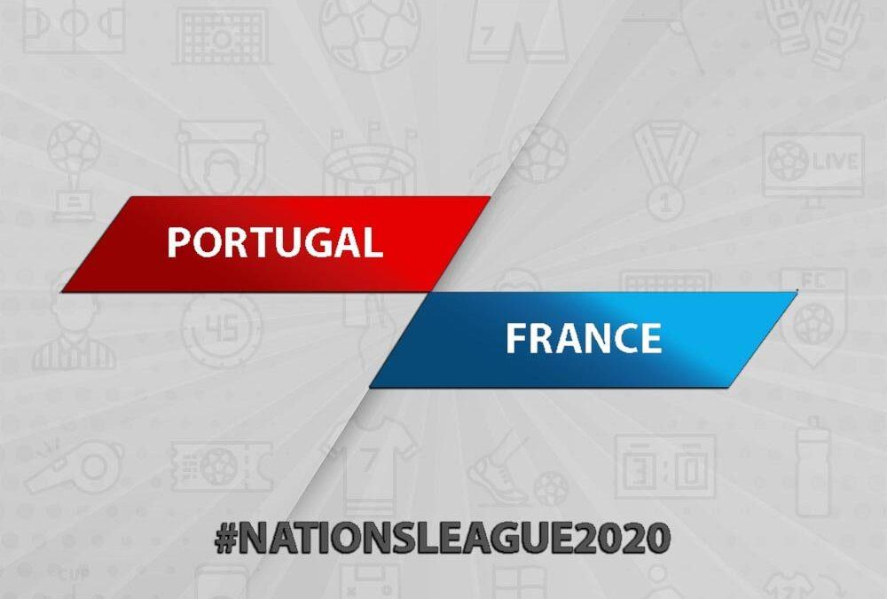 Portugal vs France: Nations League 2020-2021
