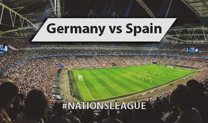 Spain vs Germany: Nations League 2020-2021