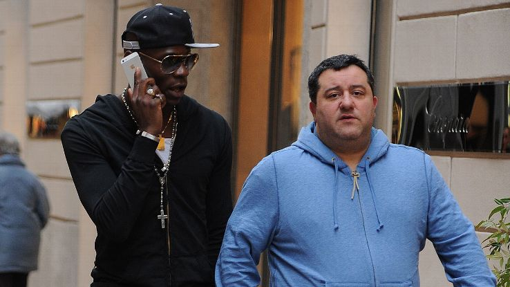 """Mino Raiola says: """"It's over for Pogba at Manchester United"""""""