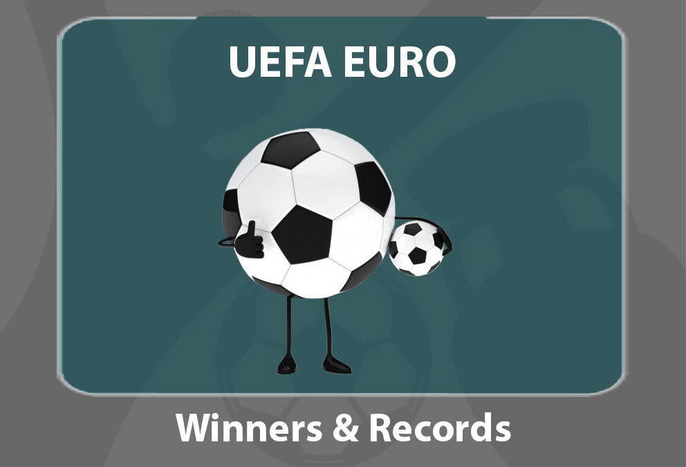 UEFA EURO Winners & Records