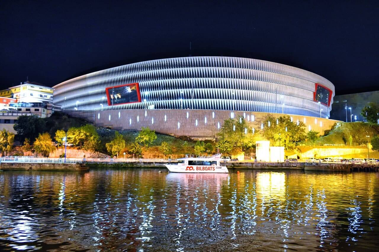 Estadio San Mames, Bilbao
