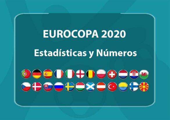 Eurocopa 2020 Estadísticas