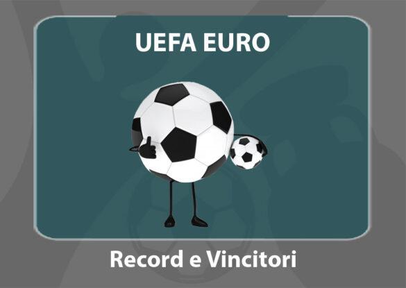Vincitori dei Campionati Europei